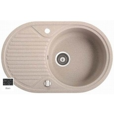 купить Кухонные мойки MARMORIN ARENA 1 bowl sink with draining board